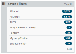 genre filters