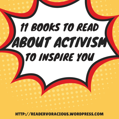 11 books about activism to inspire you