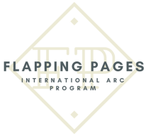 Flapping Pages button