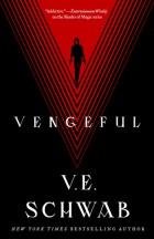 Vengeful (The Villains #2) by V.E. Schwab cover