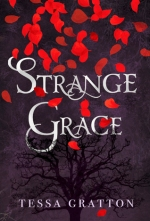 Strange Grace by Tessa Gratton cover