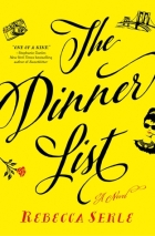 The Dinner List by Rebecca Serle cover