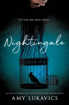 Nightingale by Amy Lukavics cover