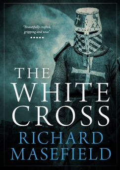 The White Cross cover