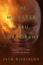 Monster Baru Cormorant cover