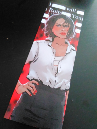 Bookmark side 1